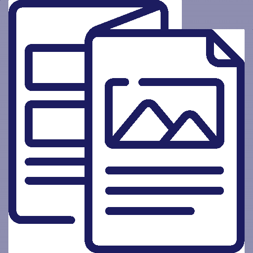brochure Xceleran's Team of Graphics Designers can create a minimal creative logo design or any custom logo design for your business?